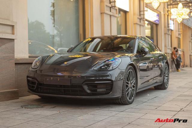 Hàng hiếm Porsche Panamera 2021 chính thức xuất hiện tại Việt Nam - Ảnh 1.
