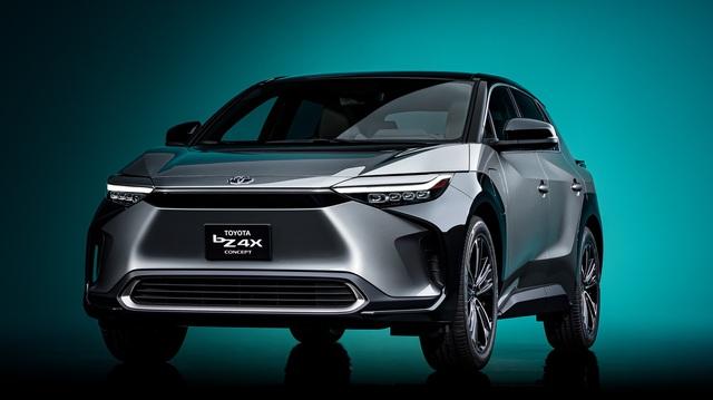 SUV mới của Toyota ngang RAV4 sẽ ra mắt ngay năm nay: Hết nói Toyota thiết kế nhàm chán