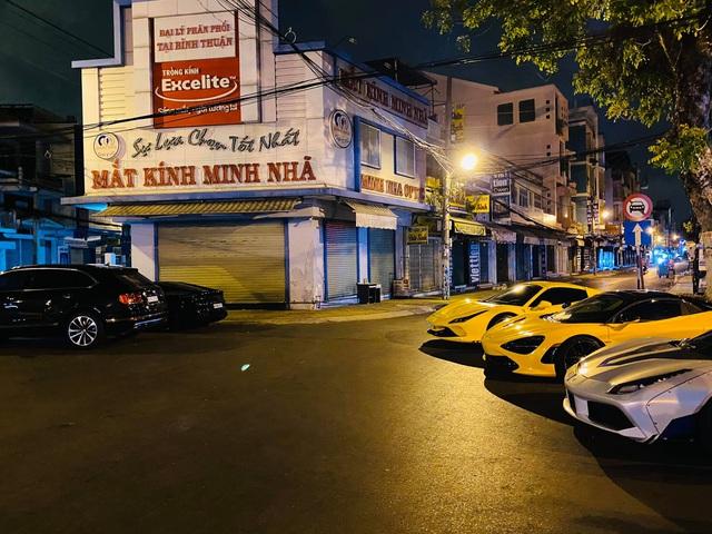 Hội chơi siêu xe Evo Team tổ chức xuyên Việt, có cả sự góp mặt của dân chơi lan đột biến - Ảnh 3.