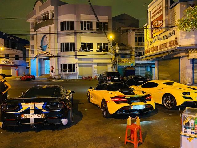 Hội chơi siêu xe Evo Team tổ chức xuyên Việt, có cả sự góp mặt của dân chơi lan đột biến - Ảnh 4.