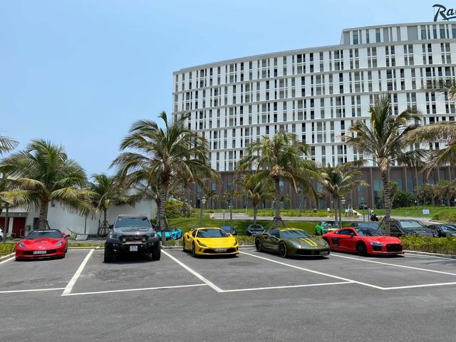 Hội chơi siêu xe Evo Team tổ chức xuyên Việt, có cả sự góp mặt của dân chơi lan đột biến - Ảnh 7.