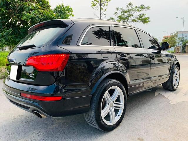 Bỏ 4 tỷ mua Audi Q7 rồi bán giá 1 tỷ, chủ xe vẫn tự tin khẳng định chất lượng xe như đập hộp - Ảnh 3.