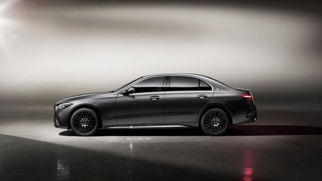 Mercedes-Benz C-Class L ra mắt: 'Mini Maybach' cho đại gia Trung Quốc? - Ảnh 5.