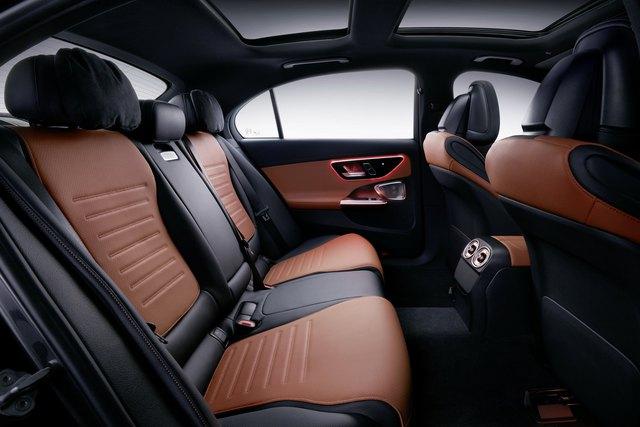 Mercedes-Benz C-Class L ra mắt: 'Mini Maybach' cho đại gia Trung Quốc? - Ảnh 3.
