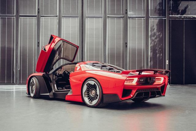 Hãng xe số 1 Trung Quốc tuyển cựu lãnh đạo Ferrari, quyết làm siêu xe tăng tốc nhanh bậc nhất thế giới - Ảnh 2.