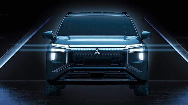 Mitsubishi Airtrek - Tiền thân của Outlander trở lại với thiết kế đậm chất tương lai