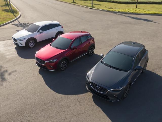 Những khác biệt trên 3 phiên bản Mazda CX-3 tại Việt Nam với mức chênh giá nhiều nhất 80 triệu đồng - Ảnh 2.