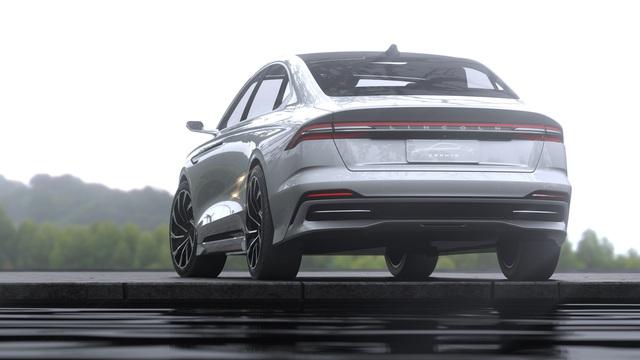 Lincoln Zephyr Reflection - Sedan hạng sang có màn hình khủng như rạp phim mà Ford dành cả tâm huyết đầu tư - Ảnh 2.