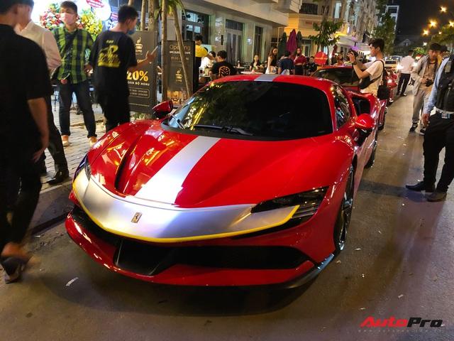 Nữ doanh nhân 9x ngành cà phê khoe 3 siêu xe khủng tại buổi khai trương quán: Trị giá ước tính gần trăm tỷ đồng - Ảnh 5.