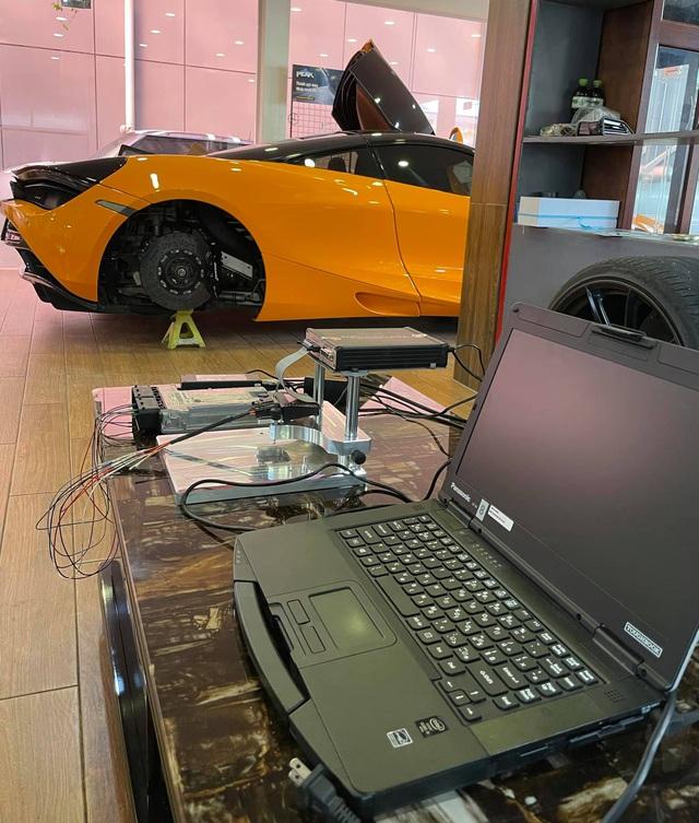 McLaren 720S từng của Nguyễn Quốc Cường về tay đại gia lan Sài Gòn được nâng công suất lên gần 1.000 mã lực - Ảnh 2.