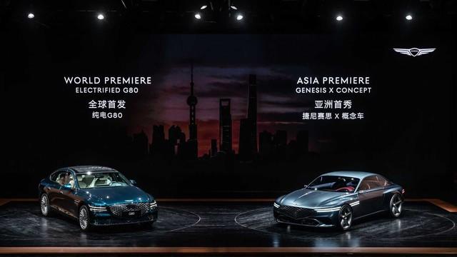 Triển lãm ô tô Thượng Hải 2021 - Cuộc biểu dương lực lượng của các hãng lớn ở mảng xe điện - Ảnh 3.