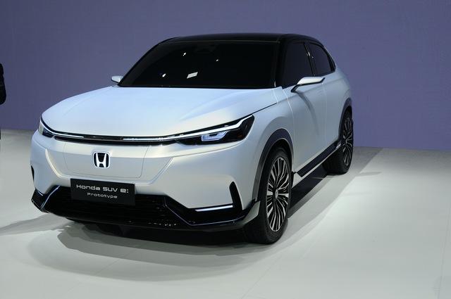 Triển lãm ô tô Thượng Hải 2021 - Cuộc biểu dương lực lượng của các hãng lớn ở mảng xe điện - Ảnh 4.