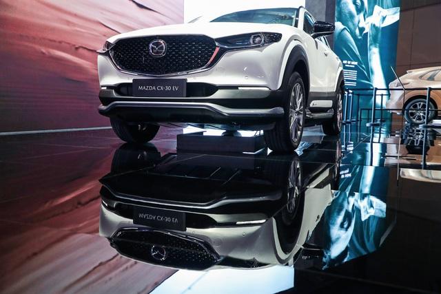 Vừa ra mắt Việt Nam, Mazda CX-30 đã bổ sung bản chạy điện được lắp ráp ở Trung Quốc - Ảnh 1.