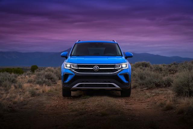Volkswagen Taos đấu Kia Seltos bằng giá quy đổi từ 530 triệu chưa kể ship - Ảnh 2.