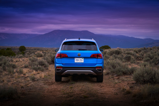 Volkswagen Taos đấu Kia Seltos bằng giá quy đổi từ 530 triệu chưa kể ship - Ảnh 3.