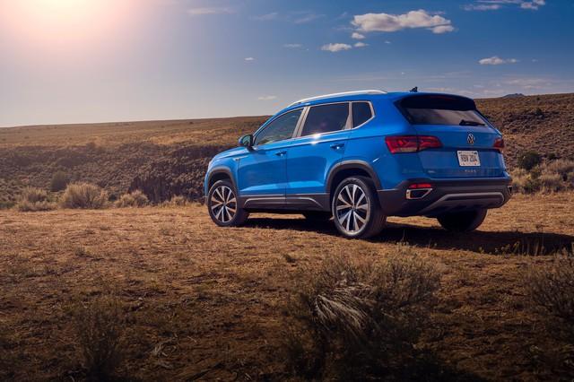 Volkswagen Taos đấu Kia Seltos bằng giá quy đổi từ 530 triệu chưa kể ship - Ảnh 4.