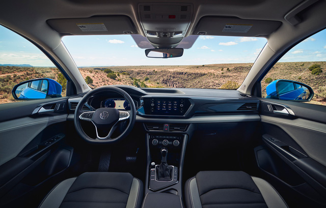 Volkswagen Taos đấu Kia Seltos bằng giá quy đổi từ 530 triệu chưa kể ship - Ảnh 5.