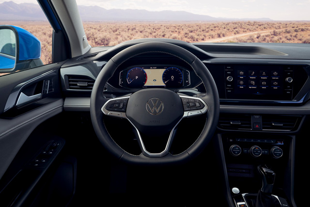 Volkswagen Taos đấu Kia Seltos bằng giá quy đổi từ 530 triệu chưa kể ship - Ảnh 6.