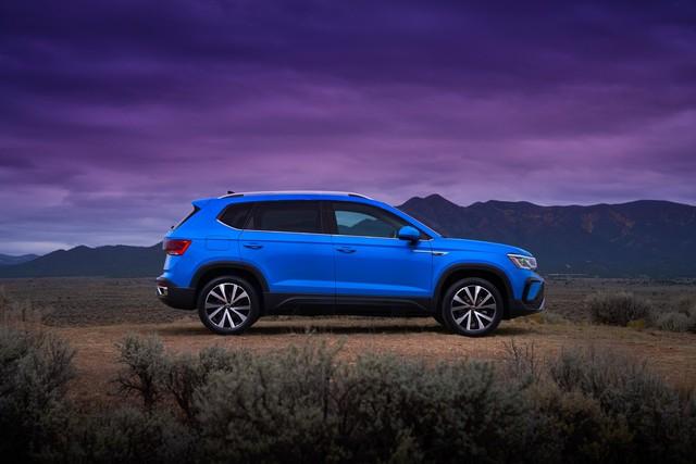 Volkswagen Taos đấu Kia Seltos bằng giá quy đổi từ 530 triệu chưa kể ship - Ảnh 1.