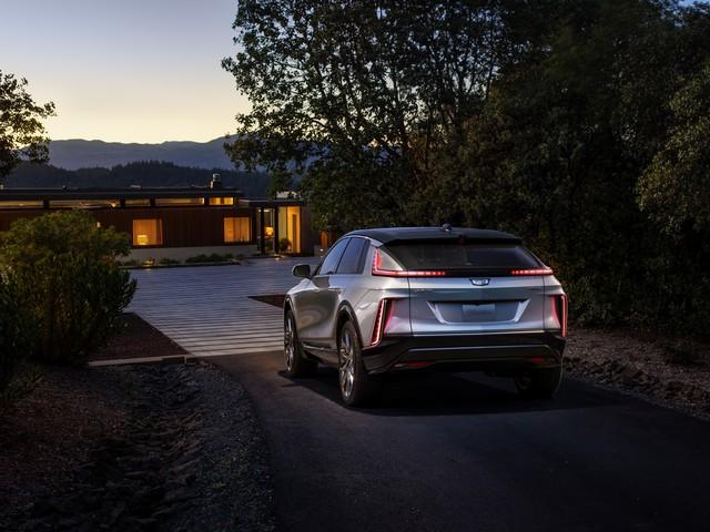 Cadillac Lyriq chính thức có bản hoàn chỉnh với giá quy đổi từ 1,38 tỷ đồng - Ảnh 10.