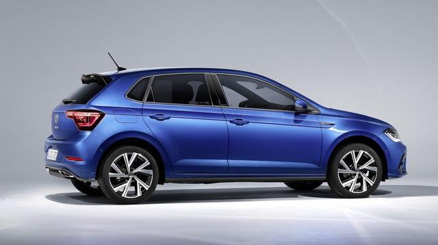Ra mắt Volkswagen Polo 2021: Sang lên nhiều lần, chờ về Việt Nam cứu vãn doanh số - Ảnh 3.