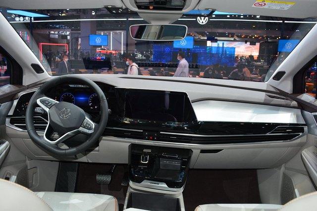 Ra mắt Volkswagen Talagon - SUV 7 chỗ tham vọng đấu BMW X7 - Ảnh 3.