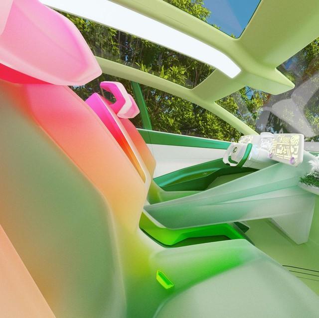 Thích hay không thích, đây có thể là nội thất tương lai của Lexus mà các đại gia phải làm quen - Ảnh 3.