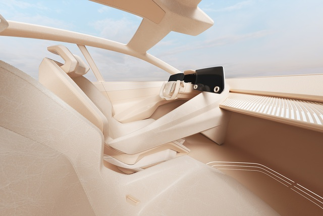 Thích hay không thích, đây có thể là nội thất tương lai của Lexus mà các đại gia phải làm quen - Ảnh 2.