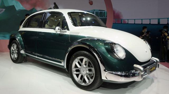 Cùng tham gia triển lãm Thượng Hải, Volkswagen bất ngờ kiện đối thủ sau khi nhìn thấy mẫu xe này