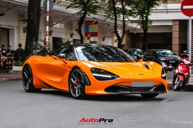 Hội chơi siêu xe Evo Team tụ họp cuối tuần, chiếc McLaren 720S Spider từng của ca sĩ Đoàn Di Băng cũng xuất hiện - Ảnh 12.