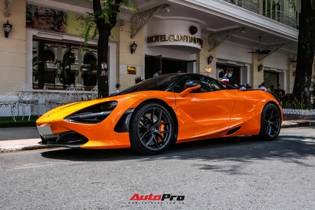 Hội chơi siêu xe Evo Team tụ họp cuối tuần, chiếc McLaren 720S Spider từng của ca sĩ Đoàn Di Băng cũng xuất hiện - Ảnh 13.