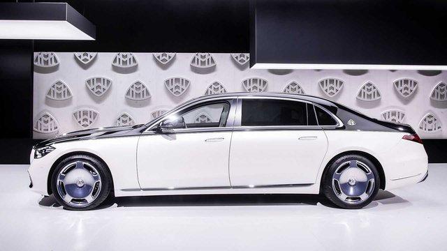 Biệt thự di động Mercedes-Maybach S 680 2021 sắp về Việt Nam: Giá khoảng 17 tỷ, nội thất xa hoa, có tính năng như trên Rolls-Royce - Ảnh 4.