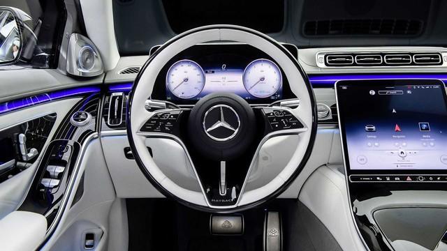 Biệt thự di động Mercedes-Maybach S 680 2021 sắp về Việt Nam: Giá khoảng 17 tỷ, nội thất xa hoa, có tính năng như trên Rolls-Royce - Ảnh 6.