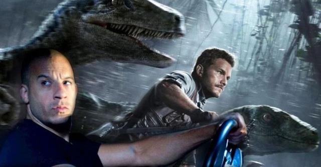 Fast & Furious có thể sẽ kết hợp với thế giới khủng long Jurassic World - Ảnh 2.