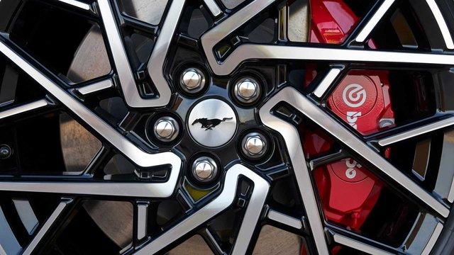 Đỉnh cao SUV điện Ford Mustang Mach-E GT chính thức mở bán, giá khởi điểm ngang BMW X5 - Ảnh 4.