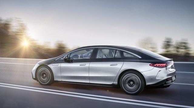 Mercedes-Benz EQS sắp về Việt Nam: Lớn như S-Class, chạy điện, có thể tận dụng trạm sạc VinFast - Ảnh 9.