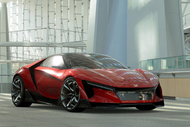 Honda Prologue - Thử nghiệm mới của Honda: Là siêu xe, xe thể thao hay lại xe điện? - Ảnh 3.