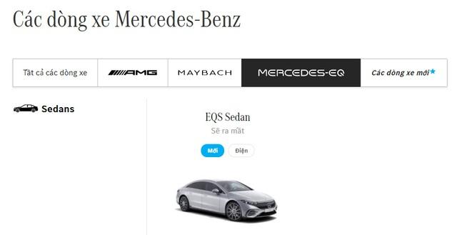 Mercedes-Benz EQS sắp về Việt Nam: Lớn như S-Class, chạy điện, có thể tận dụng trạm sạc VinFast - Ảnh 1.