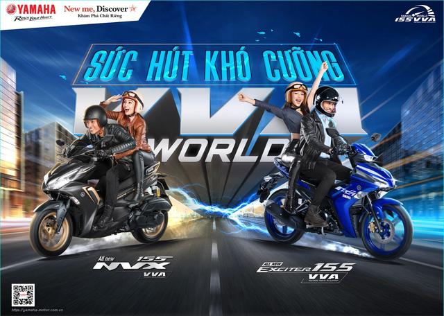 Công nghệ VVA là gì và đang có trên những dòng xe nào của Yamaha Việt Nam? - Ảnh 3.