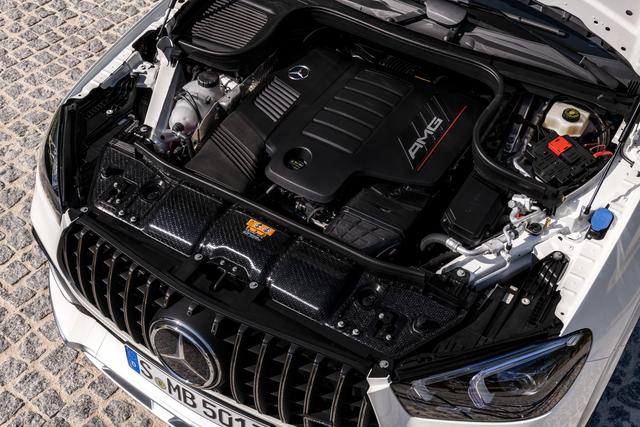 Mercedes-Benz GLE Coupe 2021 ra mắt Việt Nam: Giá 5,35 tỷ đồng, full đồ chơi đấu BMW X6 - Ảnh 2.