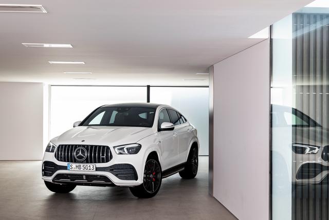 Mercedes-Benz GLE Coupe 2021 ra mắt Việt Nam: Giá 5,35 tỷ đồng, full đồ chơi đấu BMW X6 - Ảnh 6.