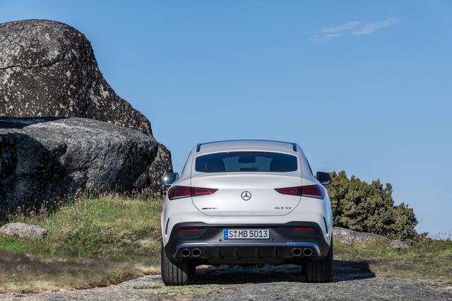 Mercedes-Benz GLE Coupe 2021 ra mắt Việt Nam: Giá 5,35 tỷ đồng, full đồ chơi đấu BMW X6 - Ảnh 5.
