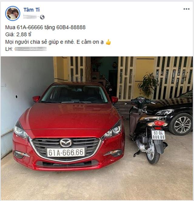 Những chiếc ô tô bình dân đeo biển đẹp được rao bán với giá trên trời tại Việt Nam - Ảnh 8.