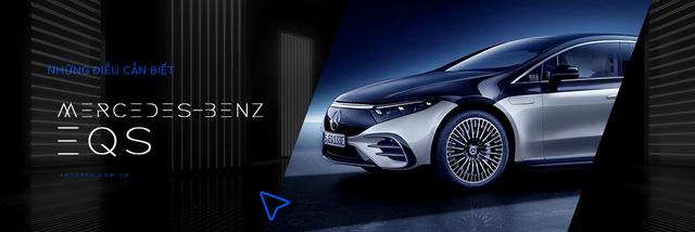 Mercedes-Benz EQS sắp về Việt Nam: Lớn như S-Class, chạy điện, có thể tận dụng trạm sạc VinFast - Ảnh 11.