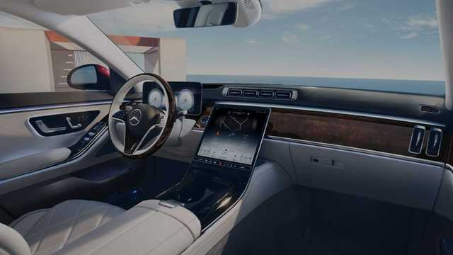 Ra mắt Mercedes-Maybach S 480 - Xe siêu sang cho nhà giàu sợ thuế cao, giá quy đổi từ 5,2 tỷ  - Ảnh 5.
