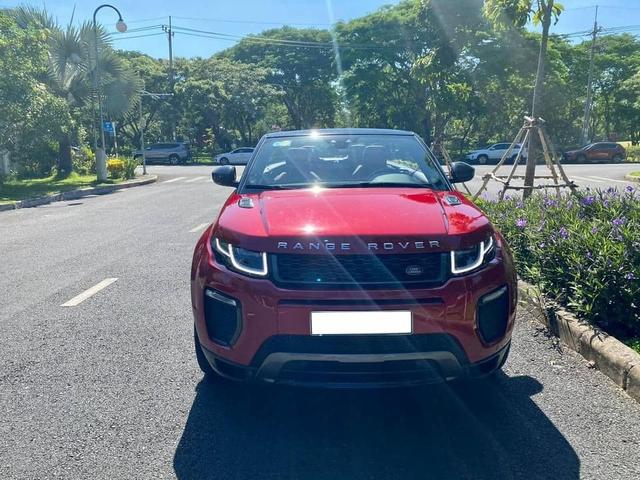 Chạy vỏn vẹn 900km, Range Rover Evoque Convertible hiếm nhất, nhì Việt Nam hạ giá còn hơn 3,4 tỷ đồng - Ảnh 2.