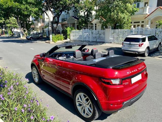 Mới chạy 900km, đại gia Việt rao bán Range Rover Evoque mui trần hiếm nhất nhì Việt Nam giá 3,4 tỷ đồng - Ảnh 3.