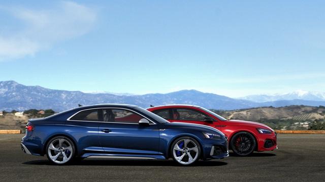 Chỉ còn 5 năm để các đại gia mua xe Audi chạy động cơ đốt trong mới - Ảnh 1.