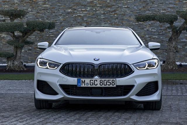 BMW 8-Series đầu tiên về Việt Nam: Giá gần 7 tỷ, to ngang 7-Series nhưng khác biệt hoàn toàn, đấu Porsche Panamera - Ảnh 6.