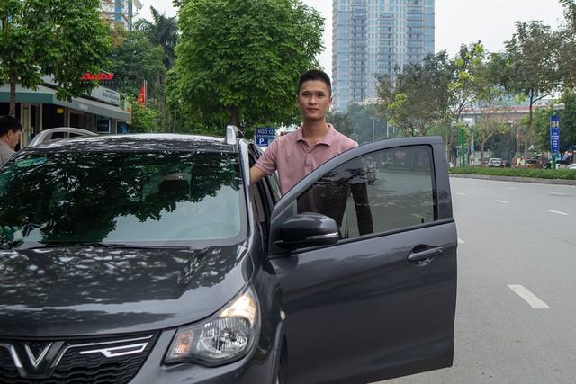 Nam sinh 98 Hà Nội mua VinFast Fadil chạy dịch vụ hơn 100.000km đánh giá: Đi sướng hơn Vios, i10 nhưng còn nhược điểm khi chở khách - Ảnh 10.
